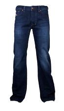 Diesel Straight Cut Jeans LARKEE 0860M dunkelblau verwaschen  31/32 NEU