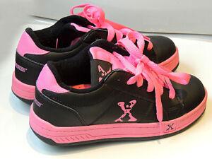 Heelys Side walk sports skate shoes Girls  ~ Size UK 2 ~