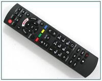 Ersatz Fernbedienung für Panasonic N2QAYA000152 Fernseher TV Remote Control Neu