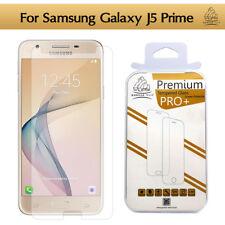Samsung Galaxy J5 Prime Gorilla Tech Tempered Glass Screen Protector Invisible