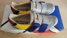 Look Vintage Retro NOS NEW Bike Cycling Shoes Eroica gray 6 1/2