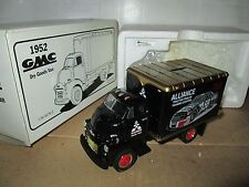 1952 GMC CHEVY COE VAN 1:34 FIRST GEAR 29-1242 ALLIANCE  DENNIS SETZER 59 RACING