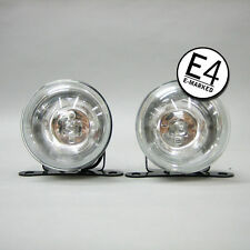 "For Peugeot 106 206 306 406 207 307 2.4"" White Fog Spot Lights Car"