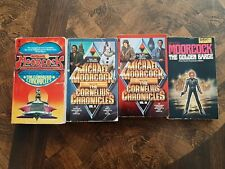 Michael Moorcock Jerry Cornelius Paperback Lot Science Fiction Psychedelic