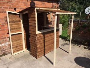 Garden Bar ( Fresh Wood Full Cover)
