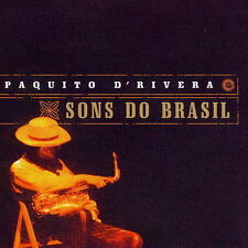 Paquito D`Rivera Sons Do Brasil (To Brenda With Love, Blues For Astor) 2001 CD