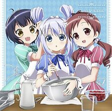CHIMAME TAI-IS THE ORDER A RABBIT? (ANIME) CHARACTER SONG-JAPAN CD D20