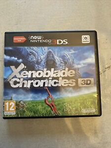 Nintendo 3DS Xenoblade Chonicles 3D FRA