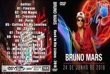 Bruno Mars 2018 Rock In Rio Live DVD