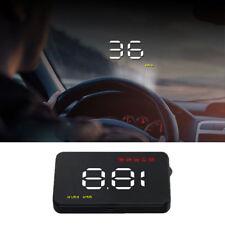 Auto HUD Head Up Display Speed Warning OBDII Geschwindigkeit Tachometer DE