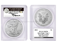 First Day of Issue 2019-P PCGS MS70 Australia Silver Swan 1 oz APMEX sealed