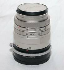 Contax G Vario Sonnar 35-70mm F3.5-5.6 Lens with Sony E mount