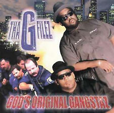 "GRAPETREE ""Tha G Filez"" God's Original Gangstaz CD Aug-99, Grapetree Music Group"