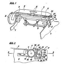 Alte Schreibmaschine/Rechenmaschine: Adlerwerke - Histor. Infos ab 1899