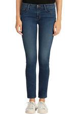 New $158 J BRAND 811 BLUE CODE MIDRISE SKINNY LEG STRETCH DENIM JEANS 29