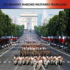 CD Grandes Marches Militaires Françaises / Import