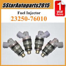 (Set 4) Fuel Injector fits 1991-1997 Toyota Previa Estima 2.4L 2TZFE 23250-76010