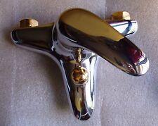 occasion grande marque Piel très rare mitigeur chromé doré salle de bain.  .D11
