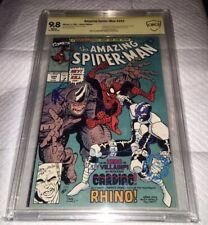 Amazing Spider-Man #344 1st Appearance Cletus Kasady Carnage Venom  9.8 SS CBCS