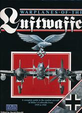 Warplanes of The Luftwaffe (david Donald Aerospace Publishing Aircraft Aviation
