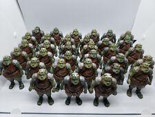 Vintage 1983 Star Wars Gamorrean Guard Figures Lot of 33