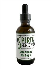Jackson Galaxy Spirit Essence SAFE SPACE FOR DOGS  2 oz. Increase Confidence