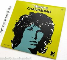 THE DOORS THE CHANGELING ALTERNATE VERSION 7 INCH VINYL OUT OF PRINT MINT RARE