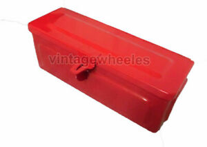 Tool Box in Red Colour Fit For Massey Ferguson 35 65 135 & Ferguson T20 Tractor