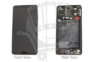 Genuine Huawei Mate 10 ALP-L09 Black LCD Screen & Digitizer - 02351QAH