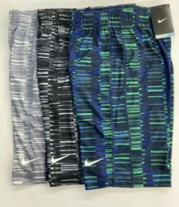Nike Dri-Fit Printed Athletic Training Shorts for Boys, Youth Size: S, M, L, XL