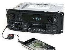Dodge 2000 2001 2002 Neon Radio AM FM CS CD Control aux mp3 input RBB - Twin 7