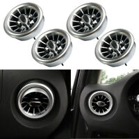 4pcs Turbo Style Air AC Vent Fit For Mercedes Benz V Class Vito Viano W447