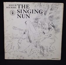 The Singing Nun Album by Soeur Sourire (Jeanne Deckers)  Philips Records 1961