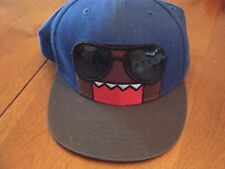 domo kum monster  sport cap logo   hat sma[ back sunglasses need for speed