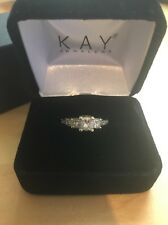 ad0ec5d68dd7e3 Kay Jewelers 7.5 Ring Diamond Engagement Rings for sale | eBay