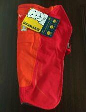 Ruffwear Gear Vert Waterproof Windproof Jacket Sockeye Red XXS