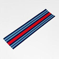 """Voiture Extérieur Vinyle Sticker Autocollant MARTINI RACING STYLE Side Stripes Ruban 26 mm 1/"""""""