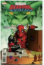 You are Deadpool #1 Ron Lim Variant NM