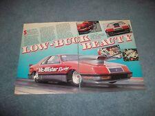 Chrysler Lebaron Car Ebay