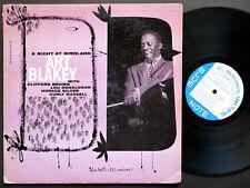ART BLAKEY QUINTET A Night At Birdland Vo.1 LP BLUE NOTE BLP 1521 LEX EAR MONO