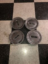 Original Lincoln Wheel Center Caps 4 pcs 3W13-1Ad96