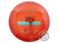 New Dynamic Discs Lucid Maverick 169g Red Teal Foil Distance Driver Golf Disc