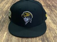 Pittsburgh Pirates Cooperstown Collection Bucco MLB Baseball New Era Hat - 7 1/4