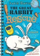 The Great Rabbit Rescue,Katie Davies, Hannah Shaw