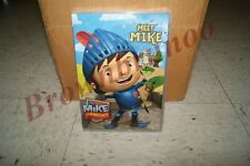 Mike The Knight Meet Mike DVD New