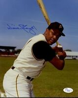 Willie Stargell Signed Jsa Certed 8x10 Photo Autograph Authentic