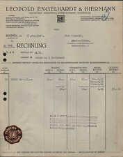 BREMEN, Rechnung 1927, Zigarren- und Tabak-Fabrik Leopold Engelhardt & Biermann