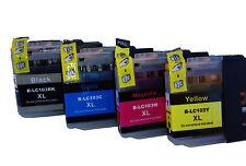 4PK LC 103XL For Brother Ink Cartridge Set MFC-J470DW MFC-J4310DW MFC-J4510DW
