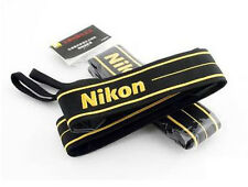 Neck Shoulder Strap for Nikon D40 D40X D60 D5100 D90 D300 D300S D700 SLR Camera