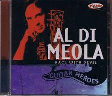 Di Meola, Al Race with Devil  (Best of) Zounds CD RAR